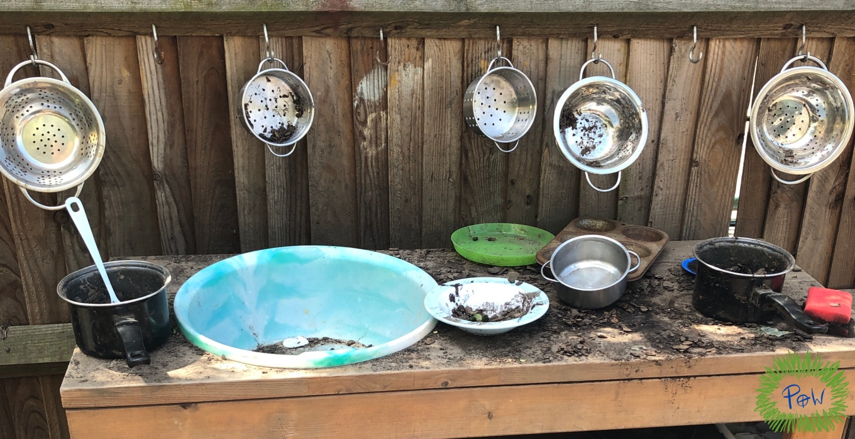 Outdoor Mud Kitchen Ideas Play Of The Wild